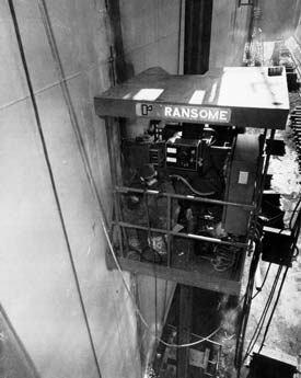 Ransome Storage Tank Welder